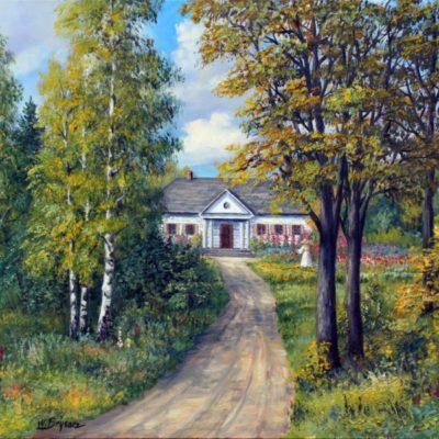 W. Brysacz, Dwór Soplicy