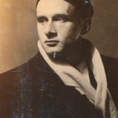 Autoportret  L. Gronowski