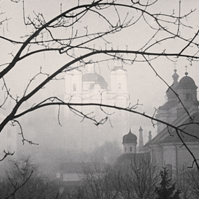 H. Hermanowicz, Liceum we mgle