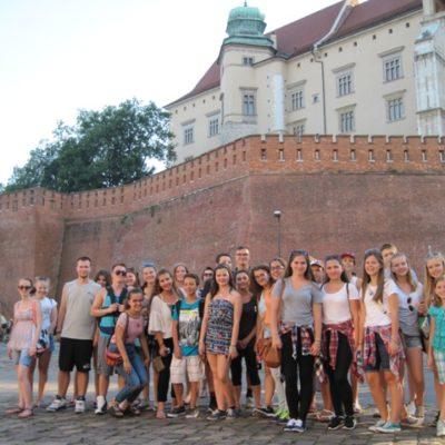 Zwiedzanie Zamku Królewskiego na Wawelu