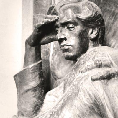 Cz. Sułkowski, Pomnik Juliusza Słowackiego