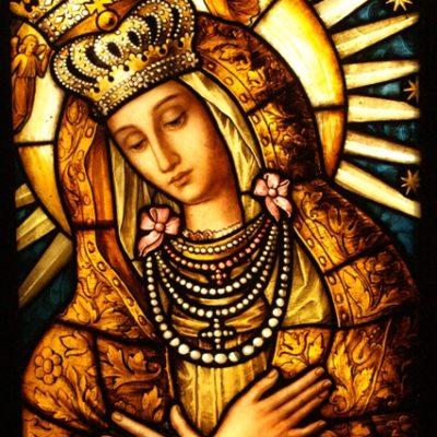 wizerunek Matki Boskiej Ostrobramskiej