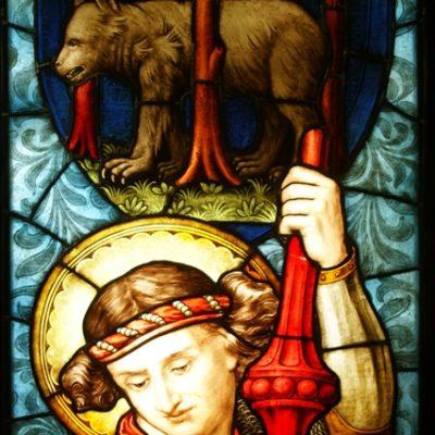 Wizerunek św. Jerzego