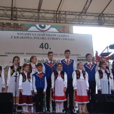 """Zespół wokalny """"Dzwoneczki"""""""