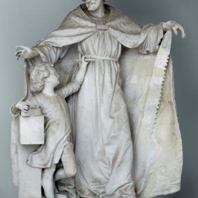 Piotr Bazyli Wojtowicz, Kopia centralnej części ołtarza pw. św. Józefa przeznaczonego dla kościoła św. Elżbiety we Lwowie