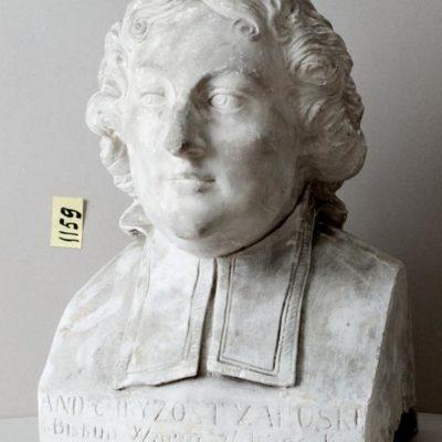 Jakub Tatarkiewicz, Popiersie Andrzeja Chryzostoma Załuskiego