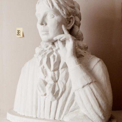 Luna Drexlerówna, Maria Konopnicka. Model pomnika na Cmentarzu Łyczakowskim we Lwowie