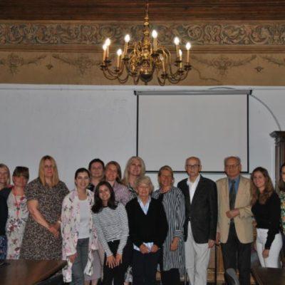 zakończenie Akademii Lidera i Nauczyciela Polonijnego